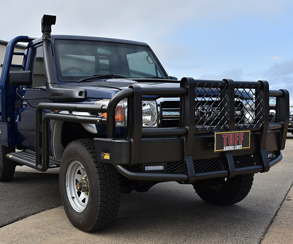 TUFF 4WD Bullbars | Alloy & Steel | Our Range - TUFF Australia